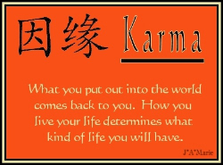 kind of life karma spirituality davidchernoff2 Karma, Snake Oil and a Clear Path