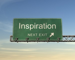 inspiration sign 300x239 Don't Give Up, Overcoming Obstacles and a True Motivational Story