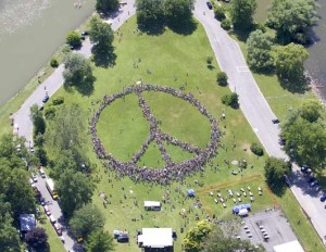 peace sign 300x232 Serendipity, Karma, Destiny and Intention