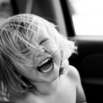 Belly Laugh 150x150 10 Powerful Ways To Get Positive, Positive Thinking Techniques When Stuck In A Rut
