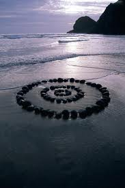 USE Stones on Beach in Circle Personal, Life, and Leadership Coaching